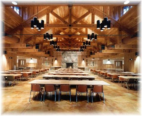 Woodwork-Designs-For-Dining-Hall