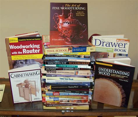 Woodworker S Library