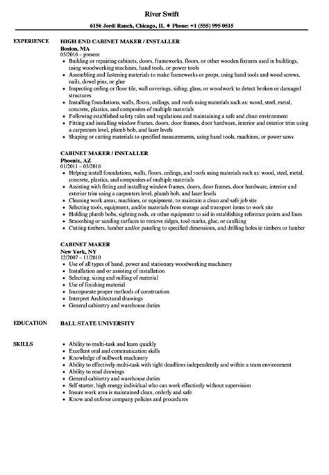 Woodworker-Job-Description