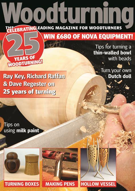 Woodworker-Woodturner-Magazine