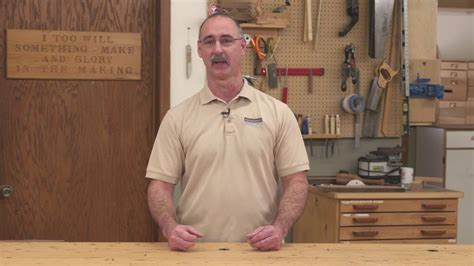 Woodworkers Guild Of America Youtube Simon