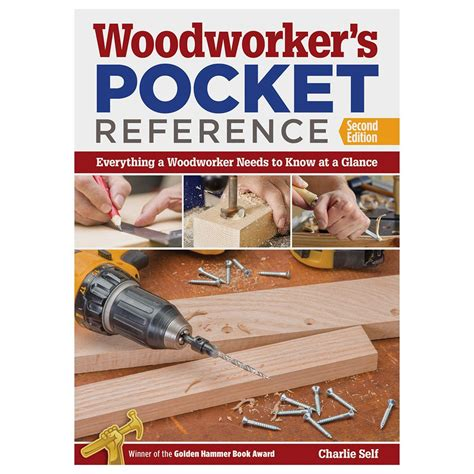 [pdf] Woodworkers Pocket Reference Everything A Woodworker Needs. -1