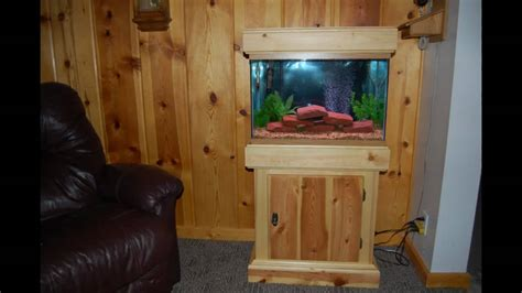 Woodworking 10 40 30 Gallon Aquarium Stand Plans