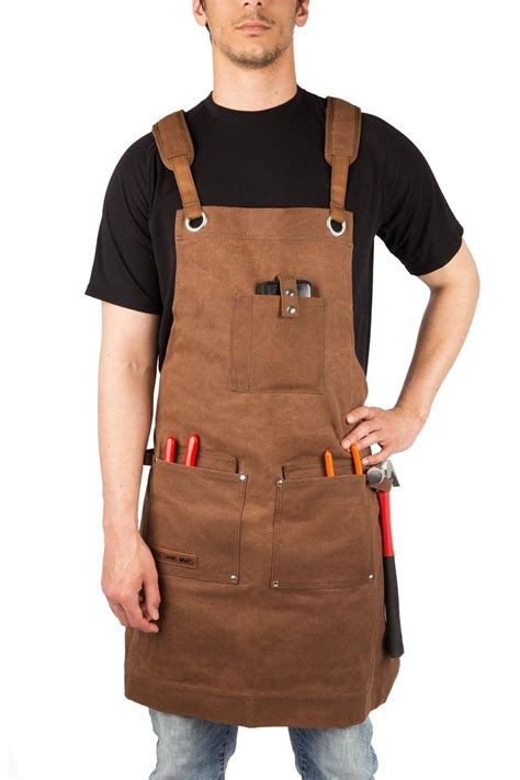 Woodworking Aprons For Men