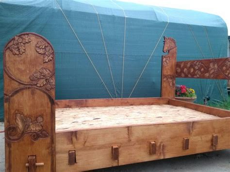 Woodworking Bed Projects
