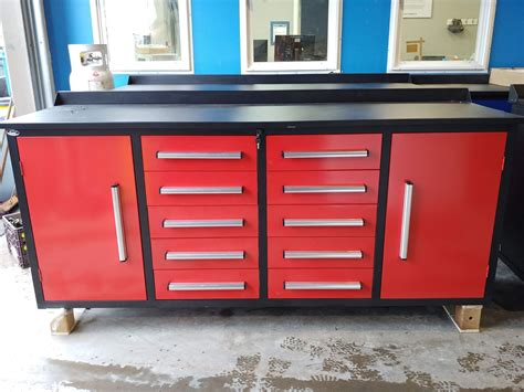 Woodworking Bench Drawers