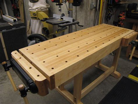 Woodworking Bench Plans Fine Woodworking