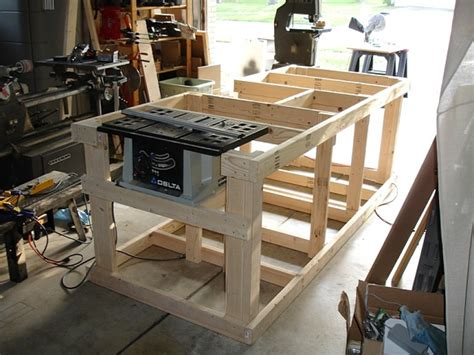Woodworking Bench Ultimate Tool Stand Plans