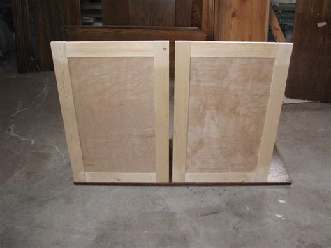 Woodworking Building Cabinet Doors With Kreg Jig
