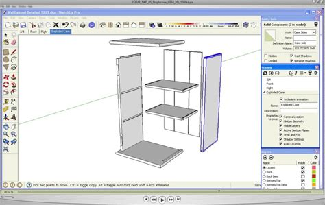 Woodworking Business Drawing Plans Software Free