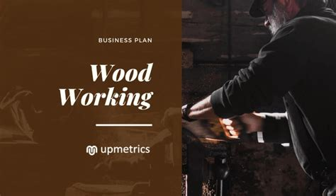 Woodworking Business Plan Sample