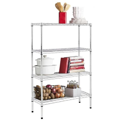 Woodworking Chrome Wire Storage Racks