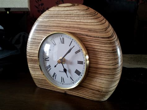 Woodworking Clocks