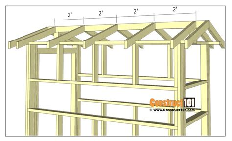 Woodworking Deer Stand Plans 4x8