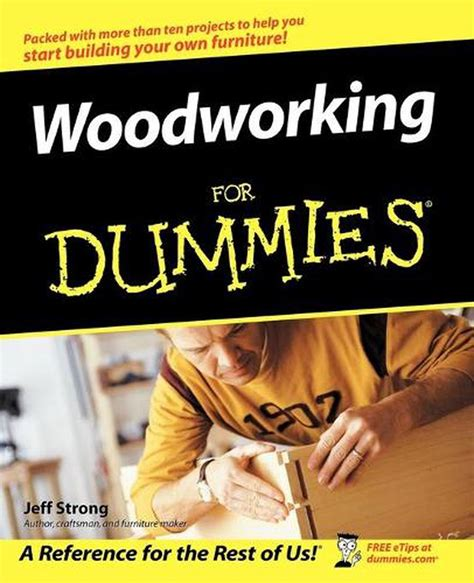 Woodworking For Dummies Download