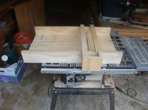 Woodworking For Mere Mortals Table Saw