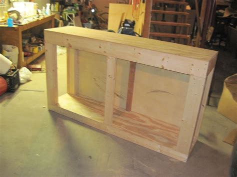 Woodworking Free 125 125 Gallon Aquarium Stand Plans
