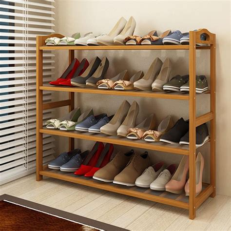 Woodworking Free Wooden Shoe Rack Design Photos