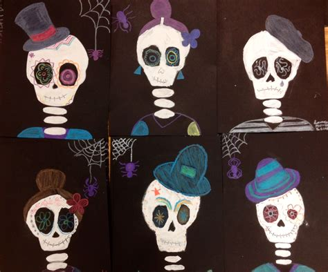 Woodworking Halloween Middle School Art Projects Pinterest