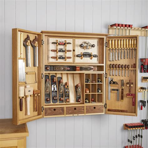 Woodworking Hand Tool Cabinet Plans
