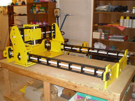Woodworking Homemade Cnc Router Plans