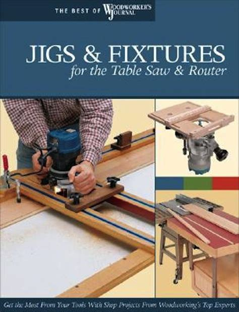 Woodworking Jigs And Fixtures Books For Kids