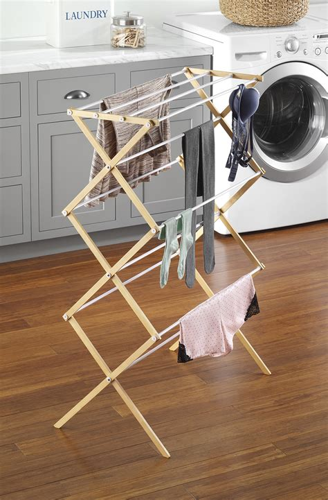 Woodworking Laundry Drying Racks