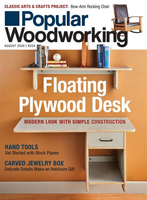 Woodworking Magazines For Kids