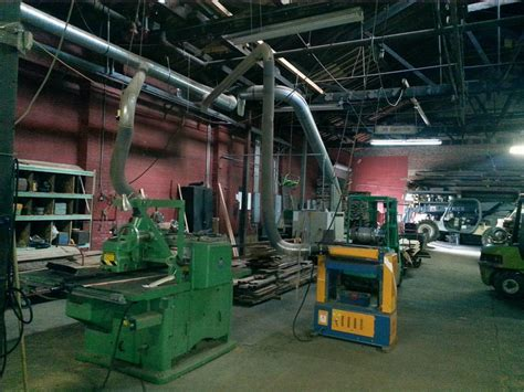 Woodworking Mill Shops