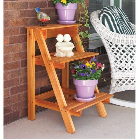 Woodworking Mobile Wood Plant Stand Plans