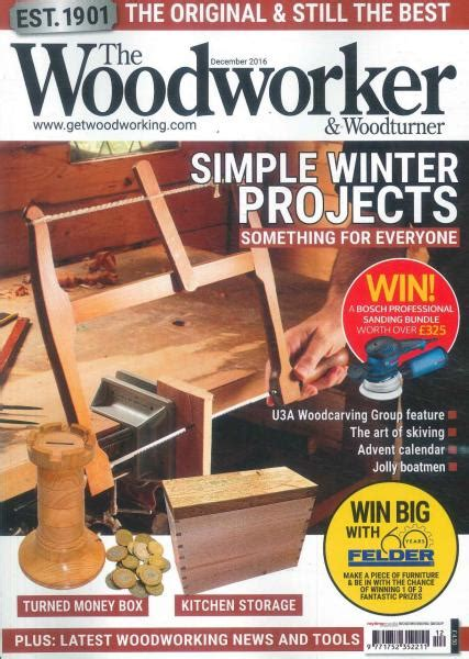 Woodworking Online Magazine