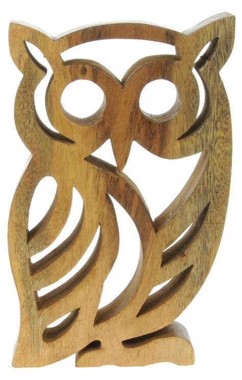 Woodworking Patterns Owls