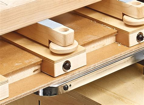 Woodworking Planer Sled Plans