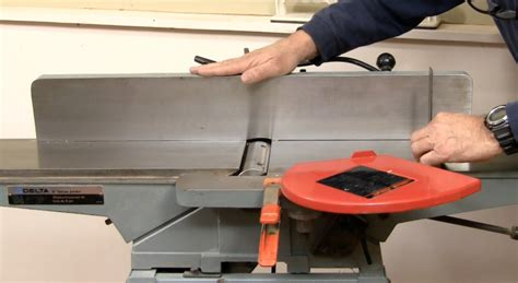 Woodworking Planer Vs Jointer Tool