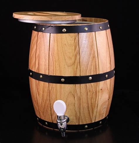 Woodworking Plans Barrel