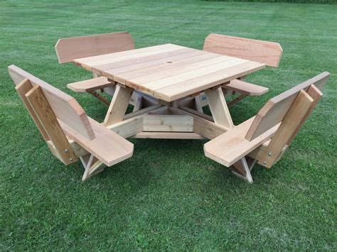 Woodworking Plans Bench Seat picknic Tableau Restaurant