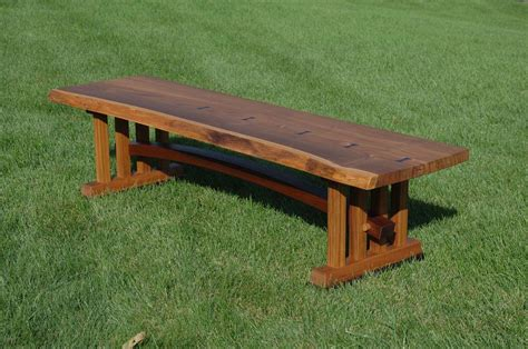 Woodworking Plans Bench With Back Craftsman