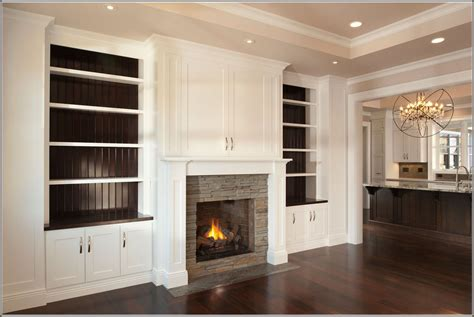 Woodworking Plans Built In Cabinets Around Fireplace