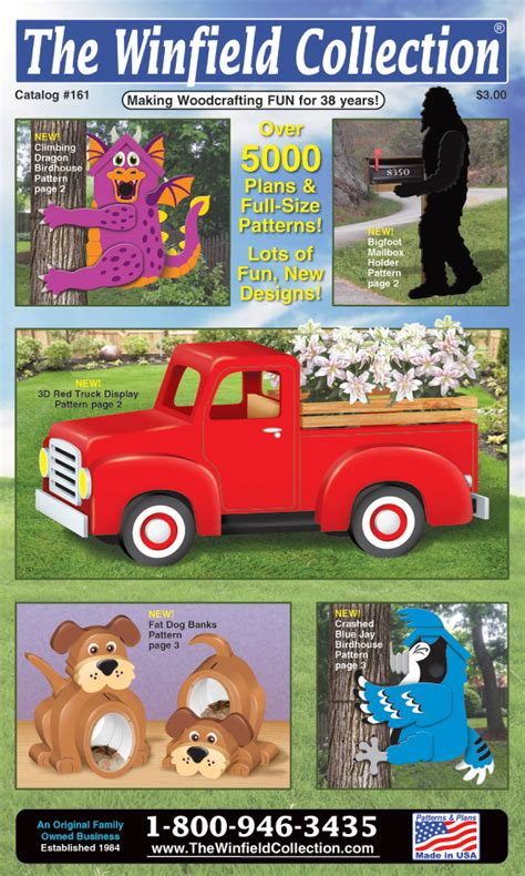 Woodworking Plans Catalogs