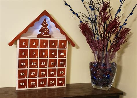 Woodworking Plans For Advent Calendar