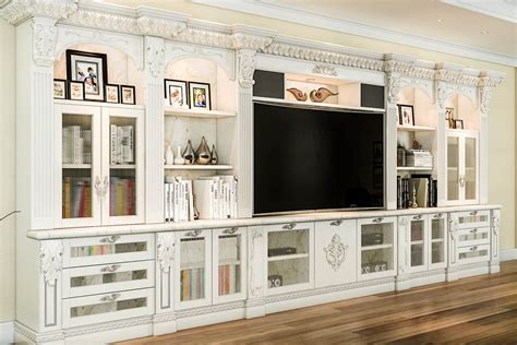 Woodworking Plans For Built In Entertainment Center Ideas
