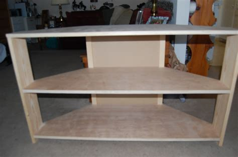 Woodworking Plans For Plans To Build Build A Corner Tv Stand