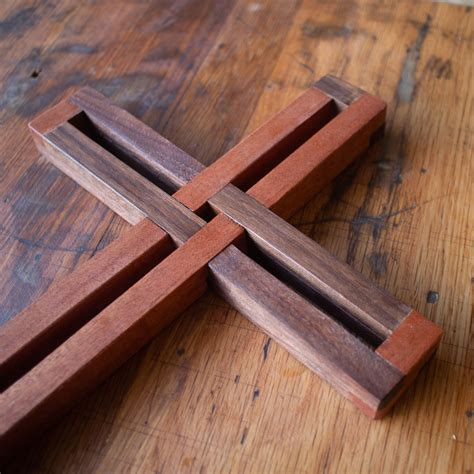 Woodworking Plans For Unity Cross