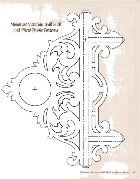 Woodworking Plans Free Victorian Fretwork Patterns