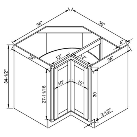 Woodworking Plans How To Measure For A Lazy Susan Cabinet