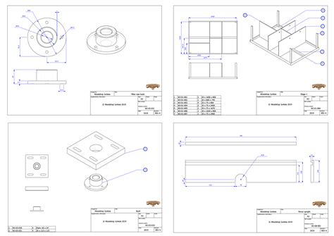 Woodworking Plans In Metric System