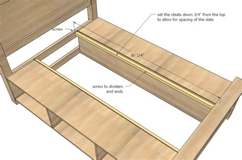 Woodworking Plans King Size Bed Blog Del Terror
