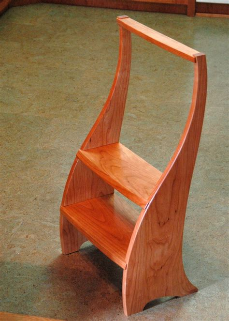 Woodworking Plans Kitchen Stool Step