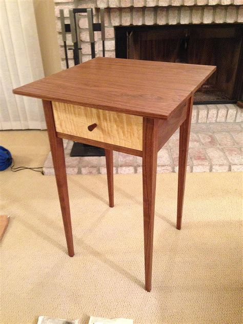Woodworking Plans Shaker Table