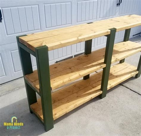 Woodworking Plans Shelving